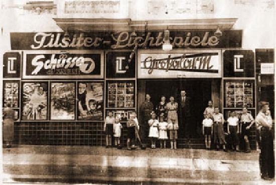 Tilsiter Lichtspiele - Programmkino & Kneipe: Tilsiter Lichtspiele Kino 1938