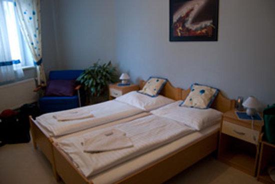 Penzion UNO bedroom