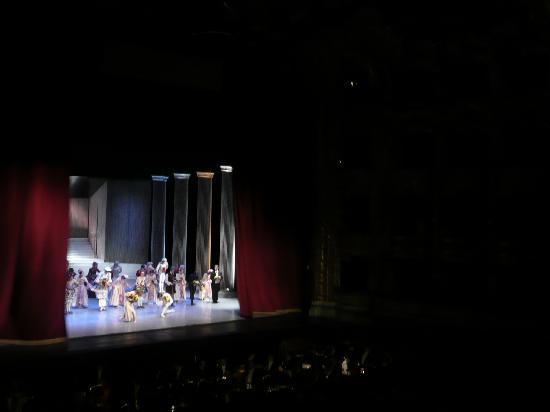 State Opera: Fin du ballet Cendrillon