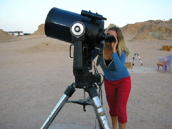 Sharm Vacations Excursion - Day Tours: star Gazing