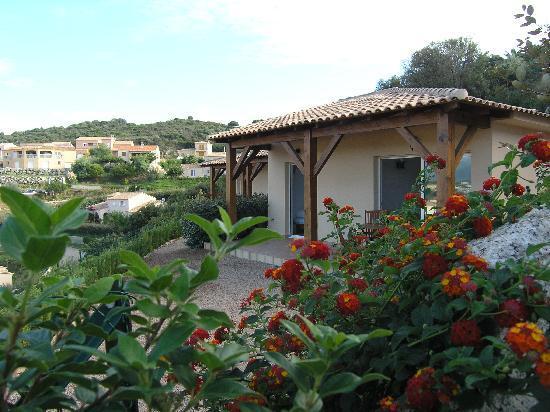 Residence Terra Thea : Terrasse mini-villa T3