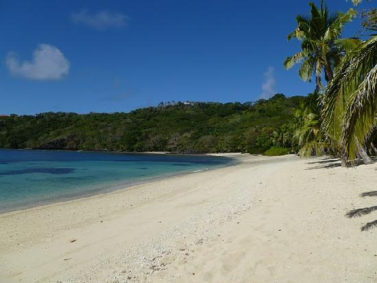 Wakaya Island, Fiji: Homestead Bay beach