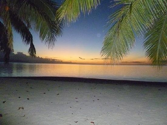 Wakaya Island, Fidżi: ...