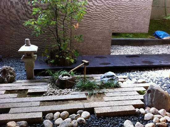 Giardinetto Zen Picture Of Mitsui Garden Hotel Kyoto Shijo Kyoto Tripadvisor
