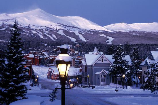 Breck Inn: Winter in Breckenridge