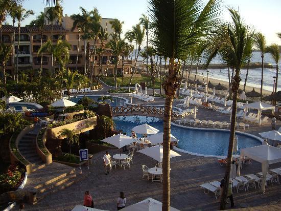 Pueblo Bonito Mazatlan: Hotel View