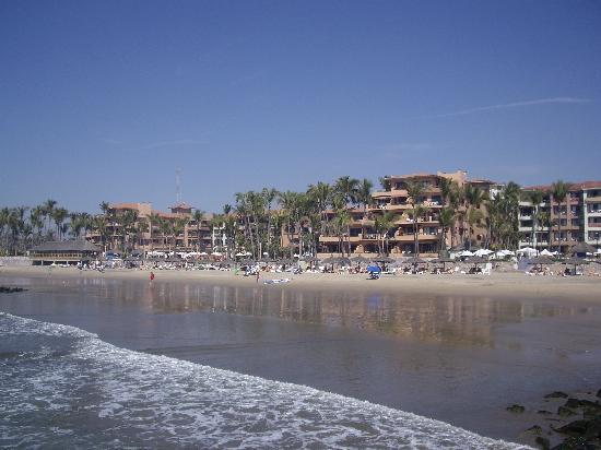 Pueblo Bonito Mazatlan: Beach View