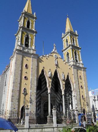 Pueblo Bonito Mazatlan: Immaculate Conception Cathedral