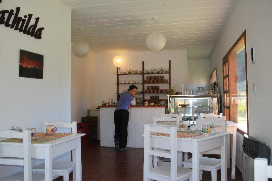 Mathilda: MATHLDA TEA ROOM