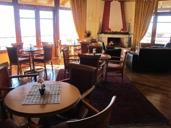 Alpen House: Lobby