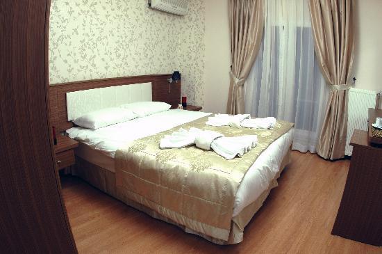 Flower Palace Hotel: Single room