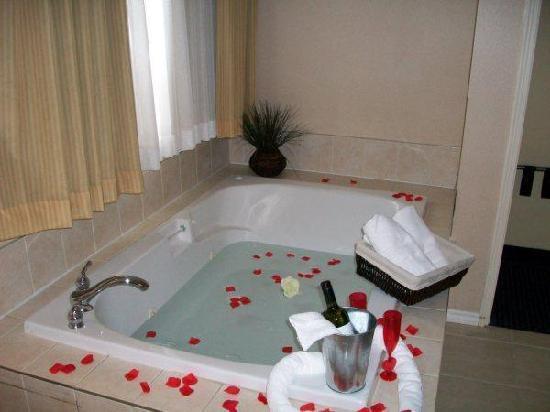 Travelodge Trenton: Honeymoon suite