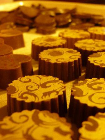 Me Late Chocolate: Lovely caramel