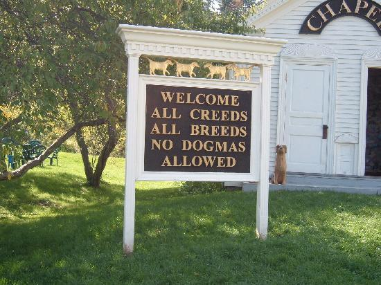 Saint Johnsbury, VT: Their Motto