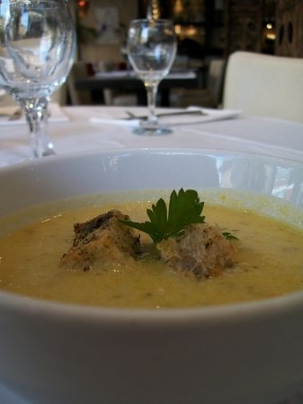 Sade Restaurant and Bar : Nice Lentil Soup