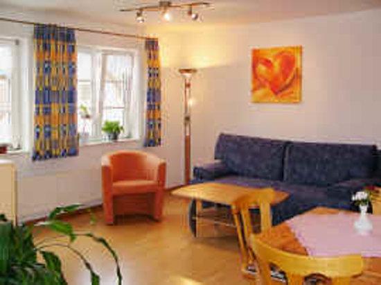 Gasthaus Kranz: 2-Raum-Ferienwohnung, 50 qm, max. 4 Personen
