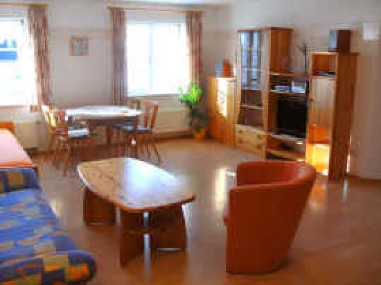 Gasthaus Kranz: 2-Raum-Ferienwohnung, 55 qm, max. 5 Personen