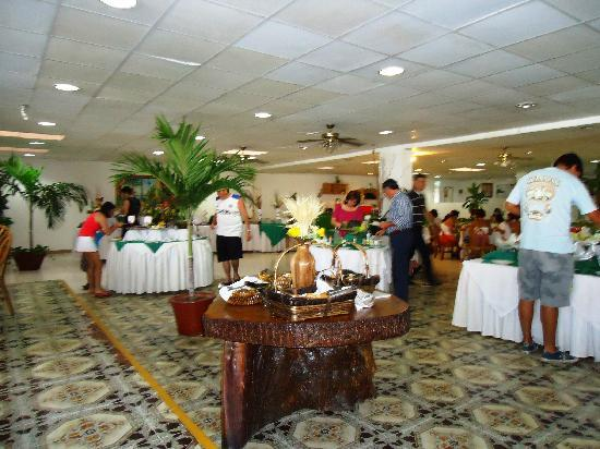 Sol Caribe San Andres: COMEDOR