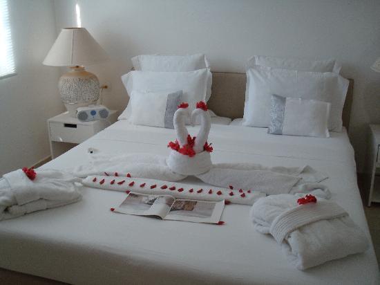 Casa Veintiuno : Our room