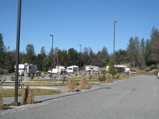 Premier RV Resorts: Redding Premier RV Resort - new section with long-term live-ins