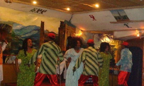 2000 Habesha Cultural Restaurant: Cultural Show