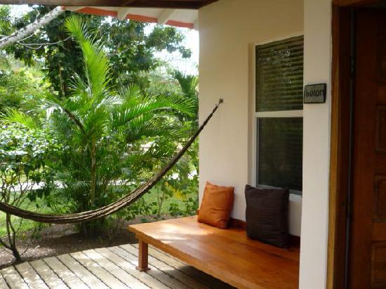 Ka'ana Resort : The porch