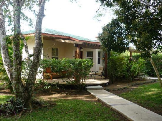 Ka'ana Resort : The bungalow