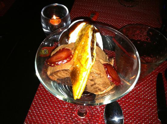 Mumbai Chopstix : Dessert