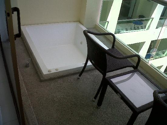Dreams Huatulco Resort & Spa: que tal el jacuzzi