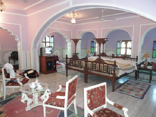 Saba Haveli: Fabulous Bedroom