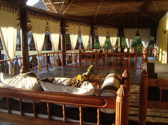 Double Heart Resort : Lounge
