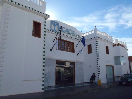 Acacia Dahab Hotel: Hotel Entrance