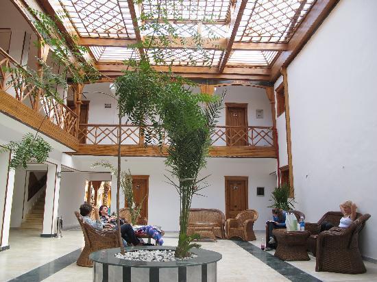 Acacia Dahab Hotel: Lobby