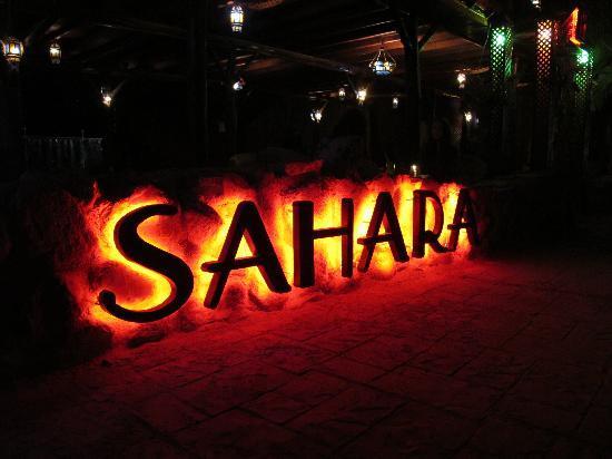 Acacia Dahab Hotel: Sahara Restaurant & Grill