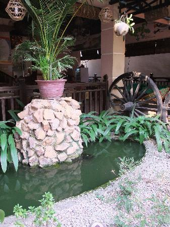 Angkor Voyage Villa: Relaxing environment...