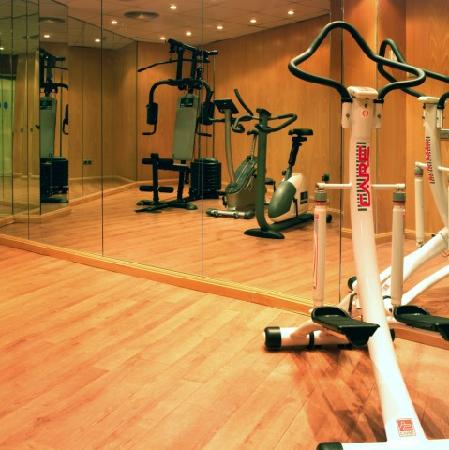 Hotel Garbi Millenni: Gym-Millenni Hotel