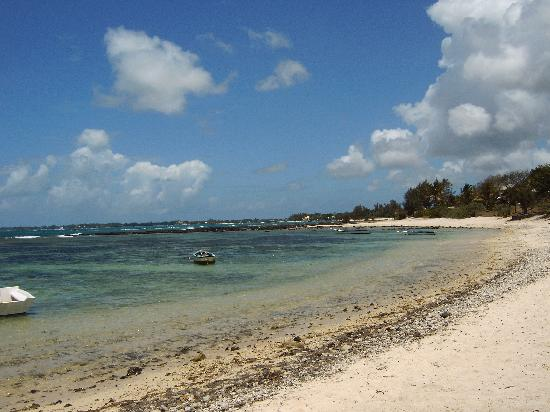 Cocotiers Seaside Boutik Hotel: Hotel Strand