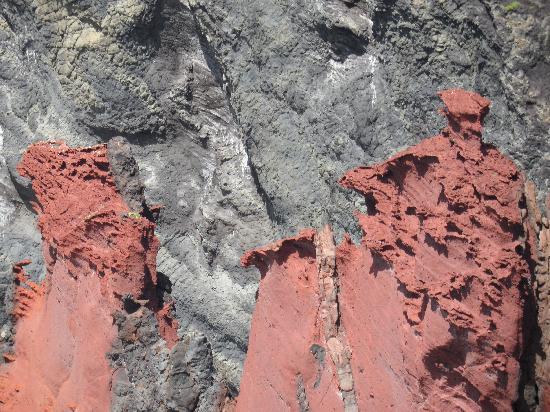 Ponta de São Lourenço: The seahorse rocks