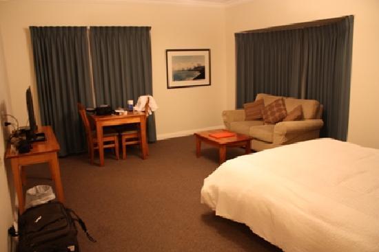 Comfort Inn The International: Bedroom