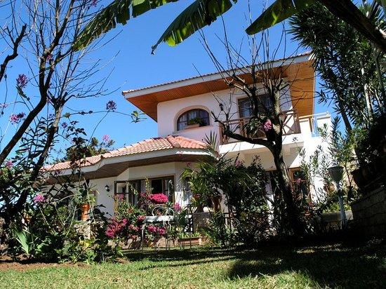 La Residence Camelia : nouveau batiment côté jardin