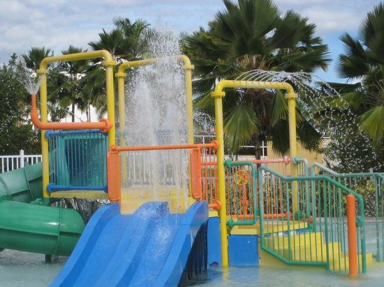 Aquarius Vacation Club: Kids pool