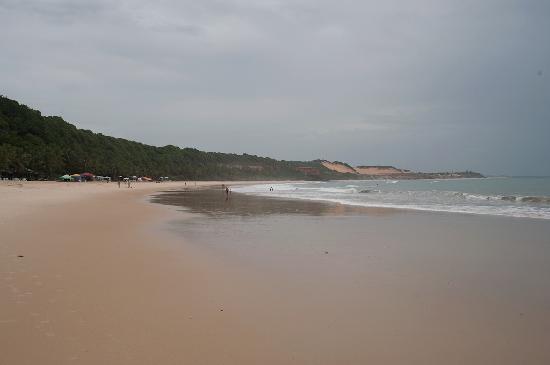 Praia de Pipa, RN : Madeiro beach