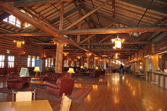 Lake Lodge Cabins: Lake Lodge Interior