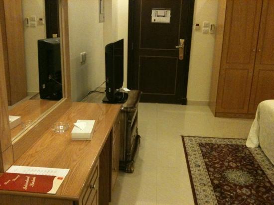 Brzeen Hotel : Desk