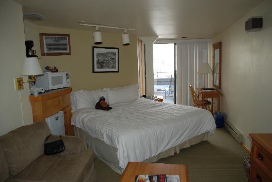 Aspen Mountain Lodge: Zimmer 4. Stock