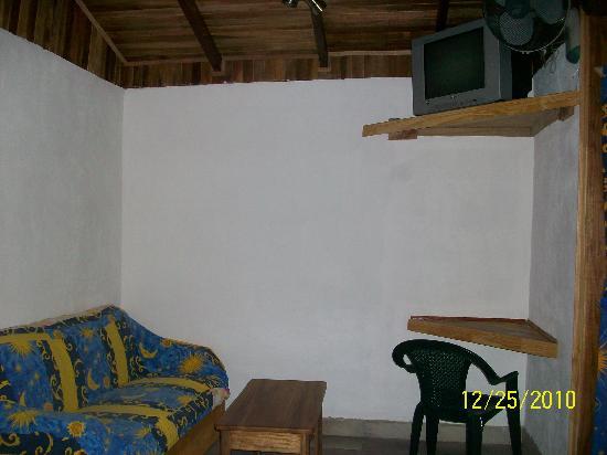 Cabinas Kire: nice rooms