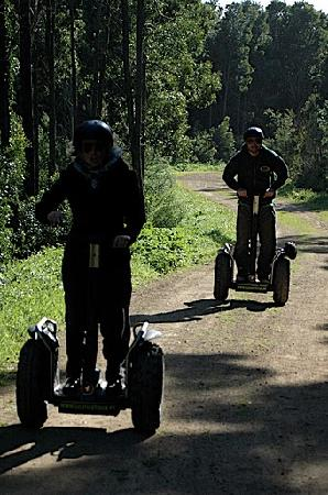 Silencetour Segway Nature Guided Tours: This is fun