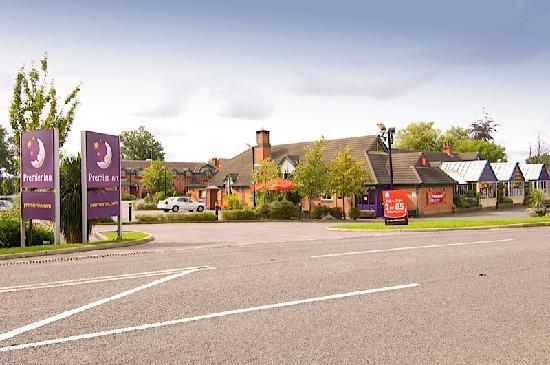 Premier Inn Leicester South (Oadby) Hotel: Premier Inn South (Oadby), Leicester