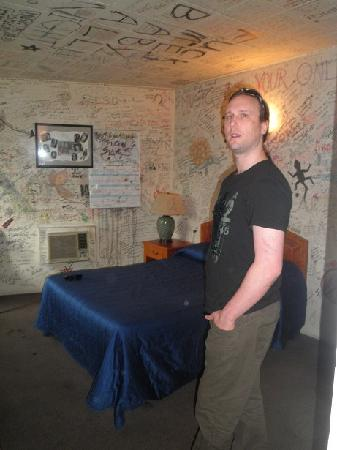 Alta Cienega Motel: Jim's room, Alta Cienega Room 32