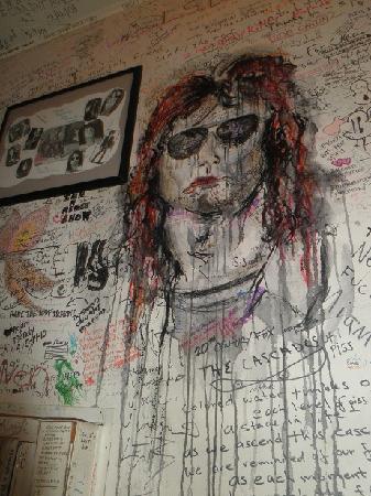 Alta Cienega Motel: Room 32, Jim's Place